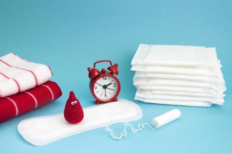12 tipos de menstruación