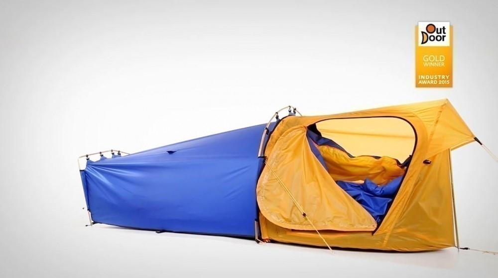 bolsa de dormir carpa- exterior