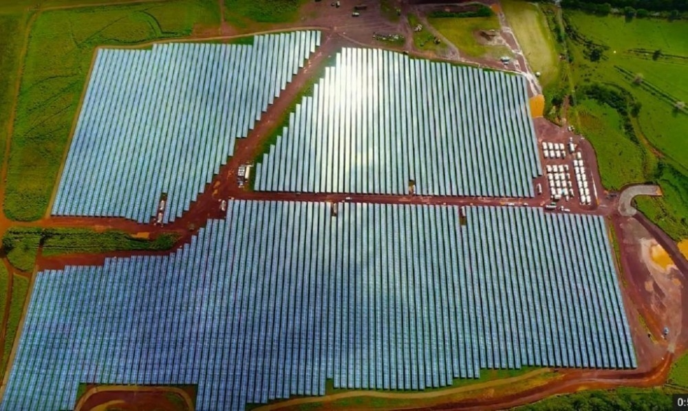 Kauai energía solar tesla