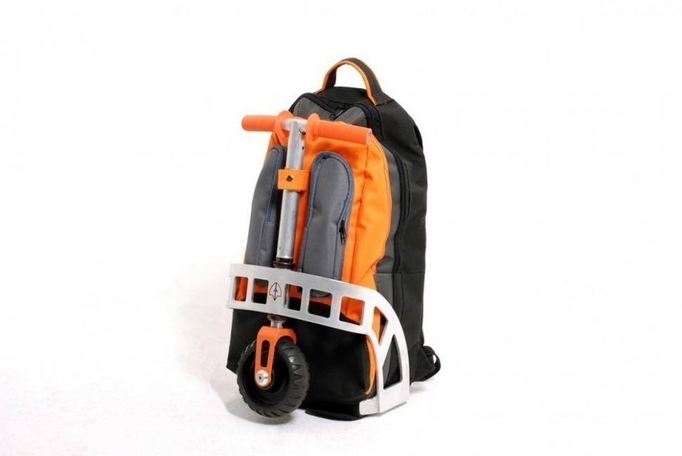 Gig Pack: una mochila convertible para el uso diario
