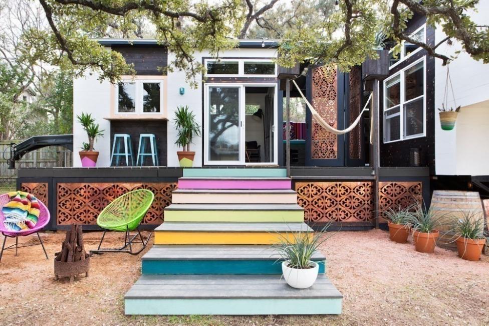 Ideas para decorar tu casa con estilo bohemio- patio