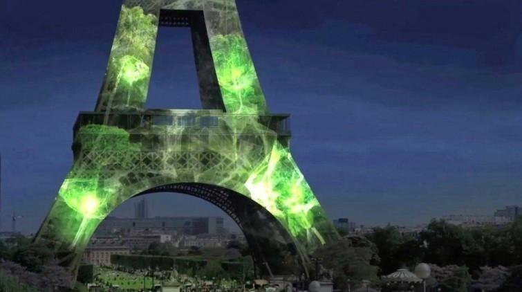 COP21 Acuerdo torre eiffel