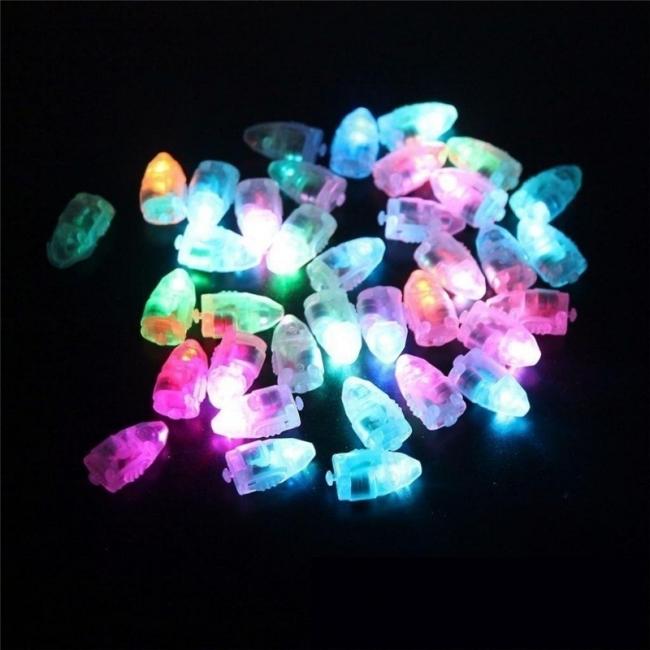 Luces de led - globos