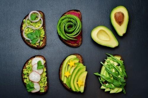 Los consumidores de aguacate tienen mayor ingesta de fibra dietética