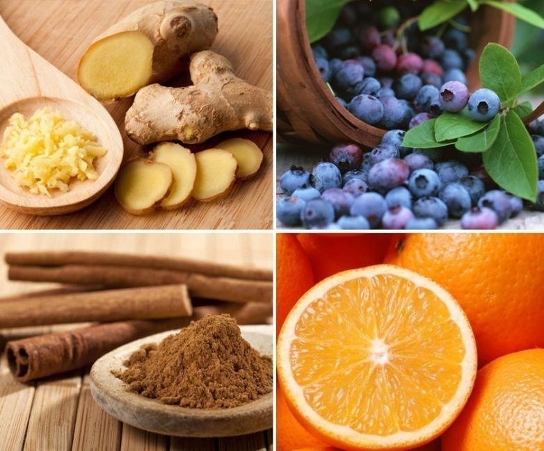 Bebida natural para combatir los trastornos de tiroides -ingredientes