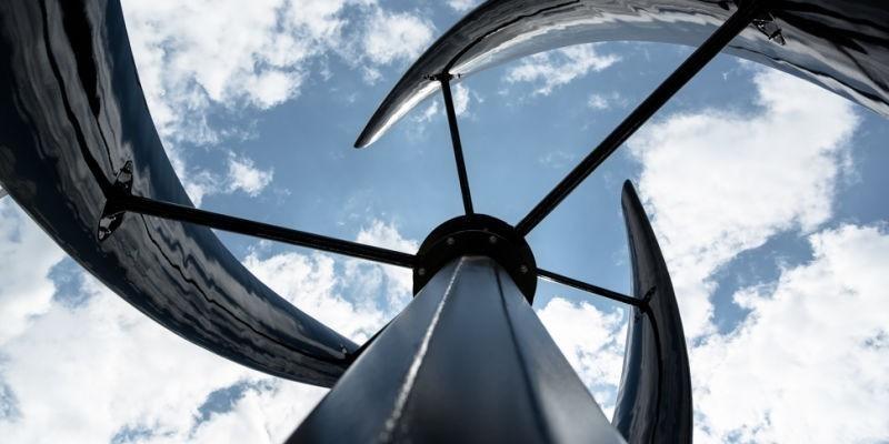 generador eólico casero