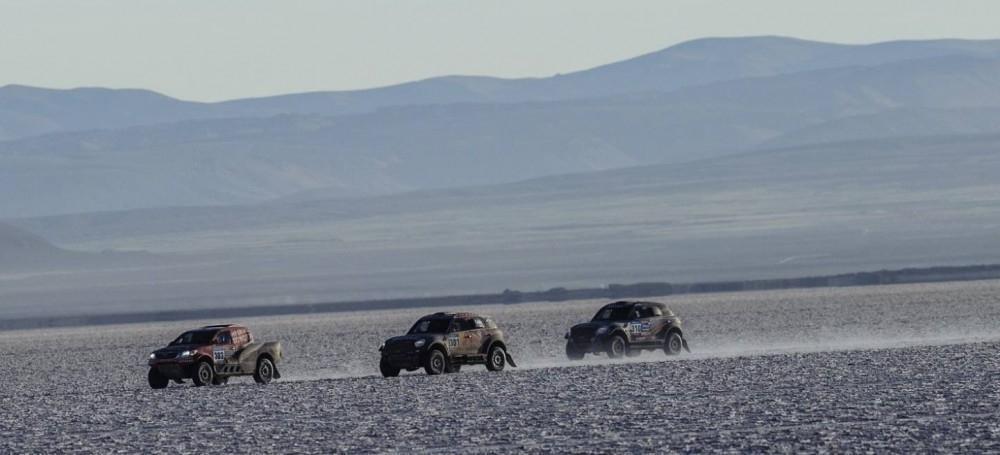 Denuncia al Dakar 2016 por impacto ambiental - competencia