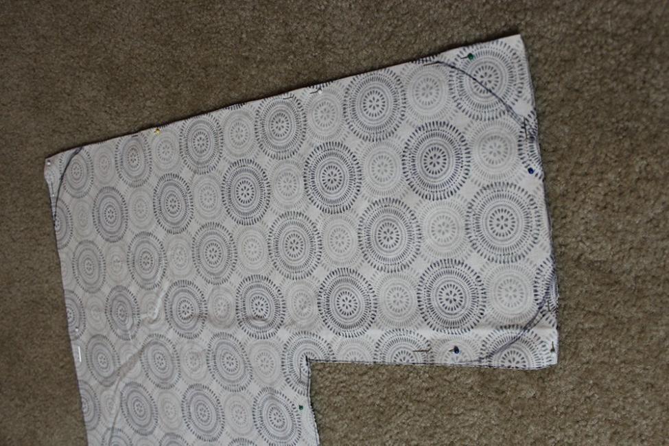 molde para almohada de cuerpo entero