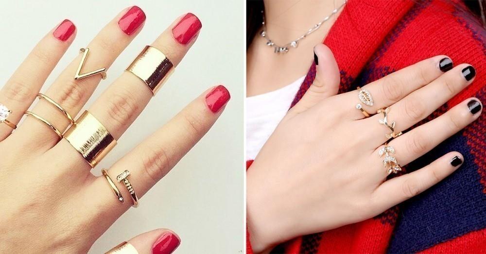 224a2765b050 Descubre lo que significa la elección del dedo para usar tus anillos