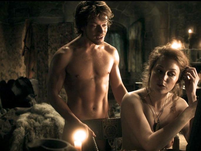 Khaleesi Reclama Más Desnudos Masculinos En Juego De Tronos