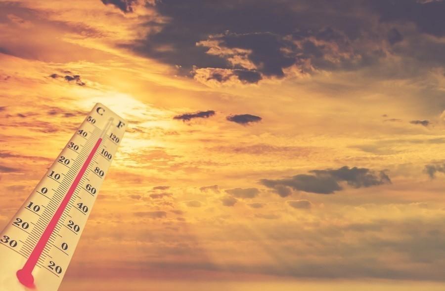 La cantidad de días calurosos aumentaría a lo largo del año