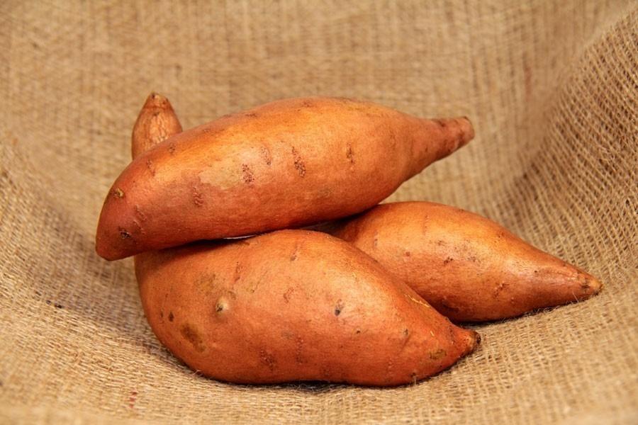 ingredientes tostadas de batata