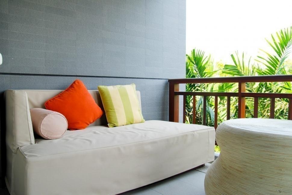 terraza de colores- decoración
