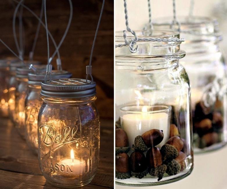 15 Ideas Para Decorar Tus Velas Navidenas - Como-decorar-una-vela