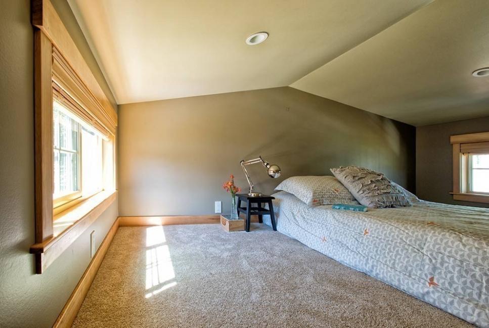 casa eficiente y multifuncional para vivir- habitación