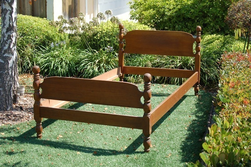 Headboards Made Into Benches