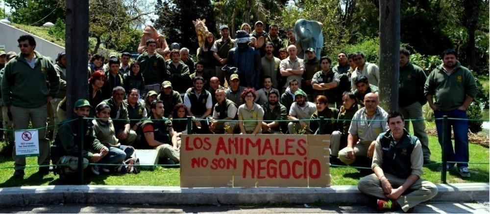 Cierre del zoológico de Buenos Aires