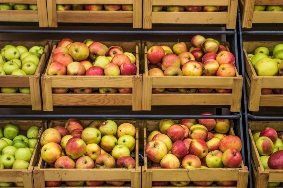 frutas para desintoxicar el cuerpo - manzana