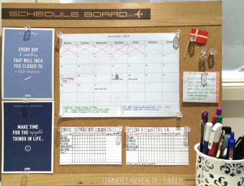 afirmar calendario