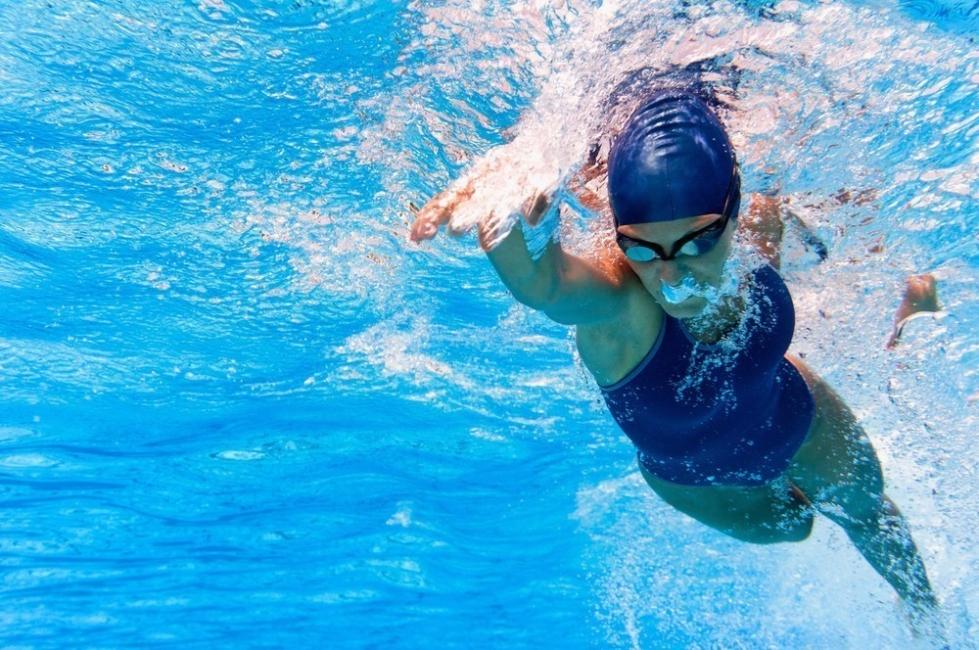 natación - ejercicio - dopamina