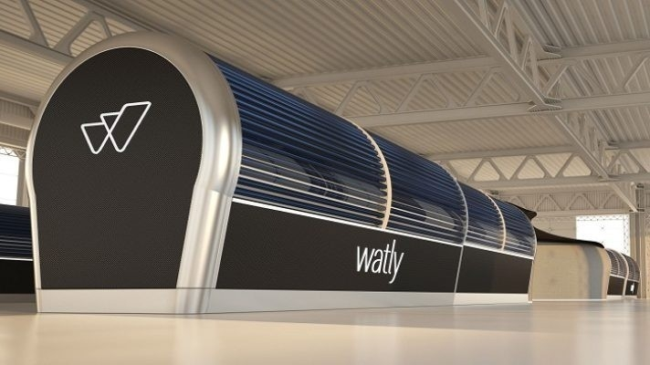 Walty agua potable