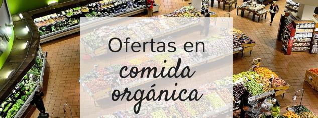 ofertas comida orgánica