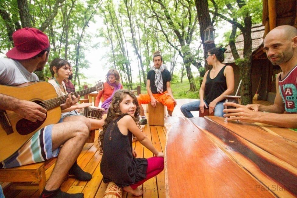 Umepay eco-aldea- amigos