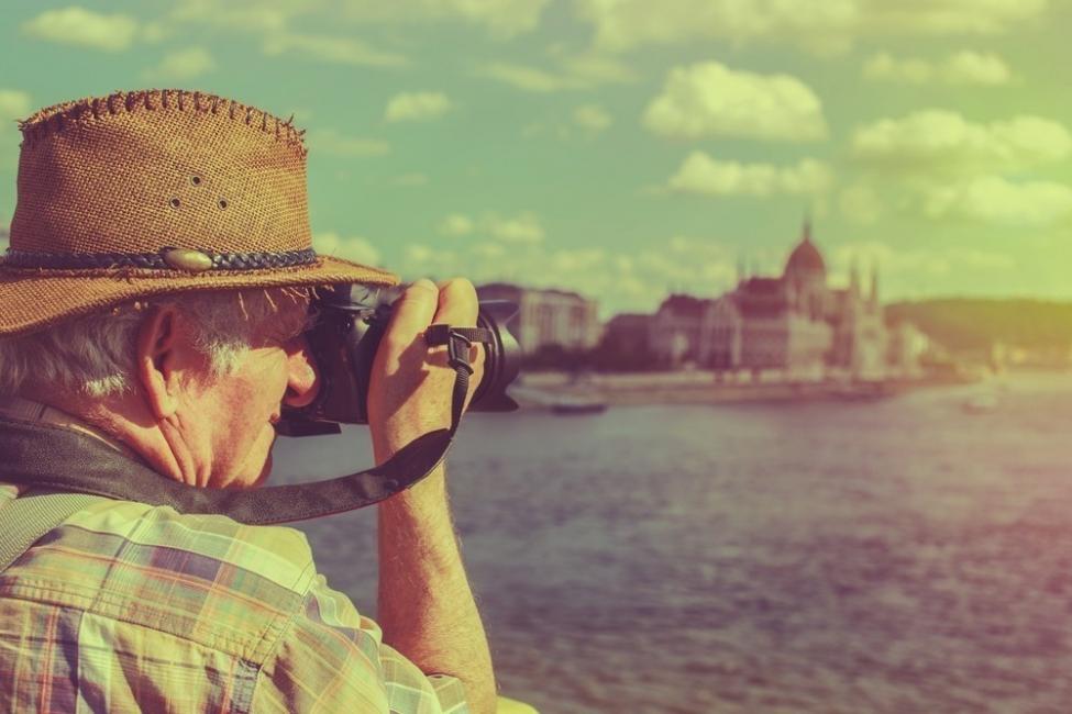 Señor turista