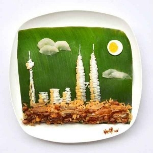 Originative food art created by Hong Yi 13