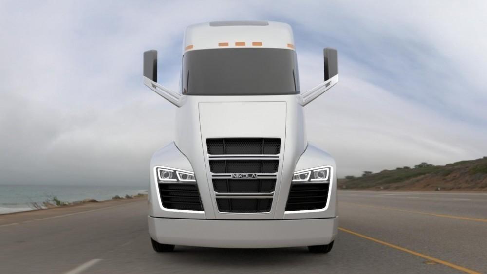 nikola one- camión eléctrico con turbina a gas- reservas
