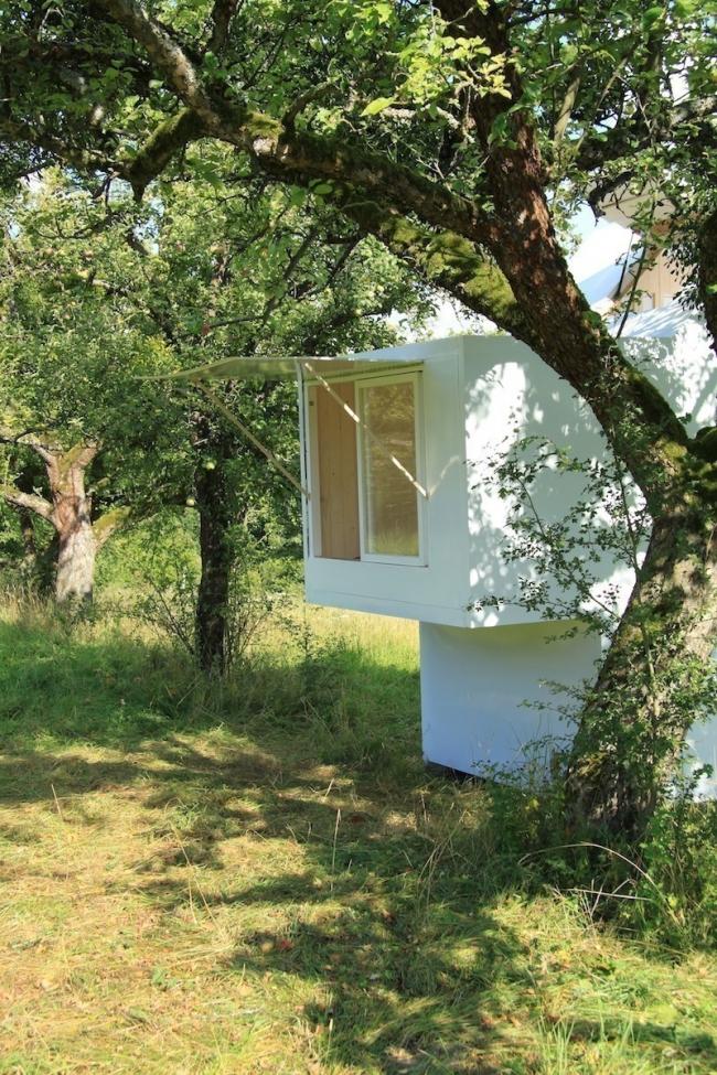 casa que desafía todas las concepciones de diseño en espacios pequeños- exteriores