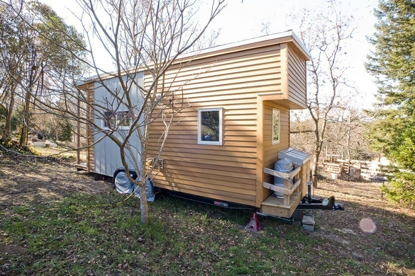 casita pequeña- diseño rodante