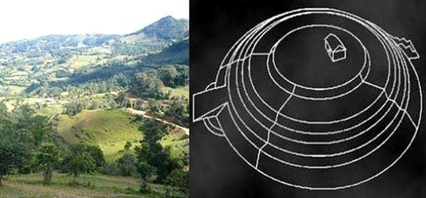 piramide circular en miravalles