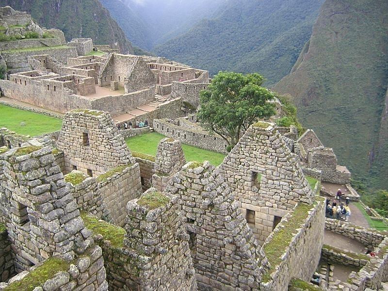 Perú - ruinas de Machu Picchu