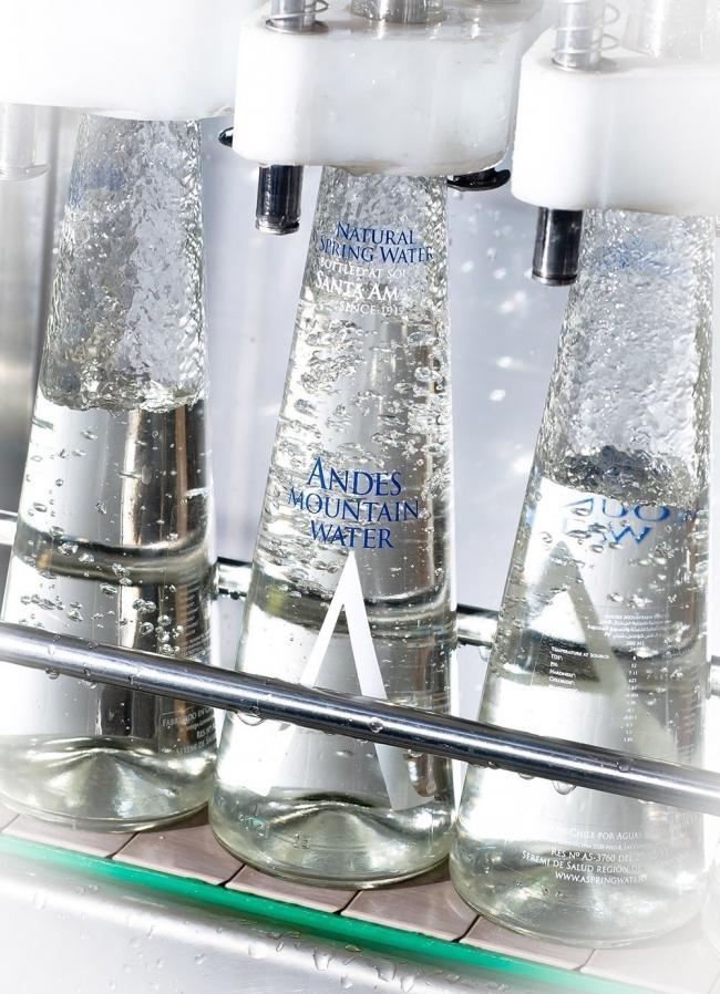 Agua pura - laboratorio