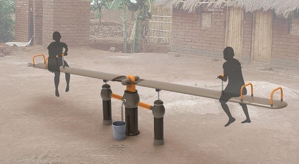 Un juego que permite obtener agua potable- OasiSaw