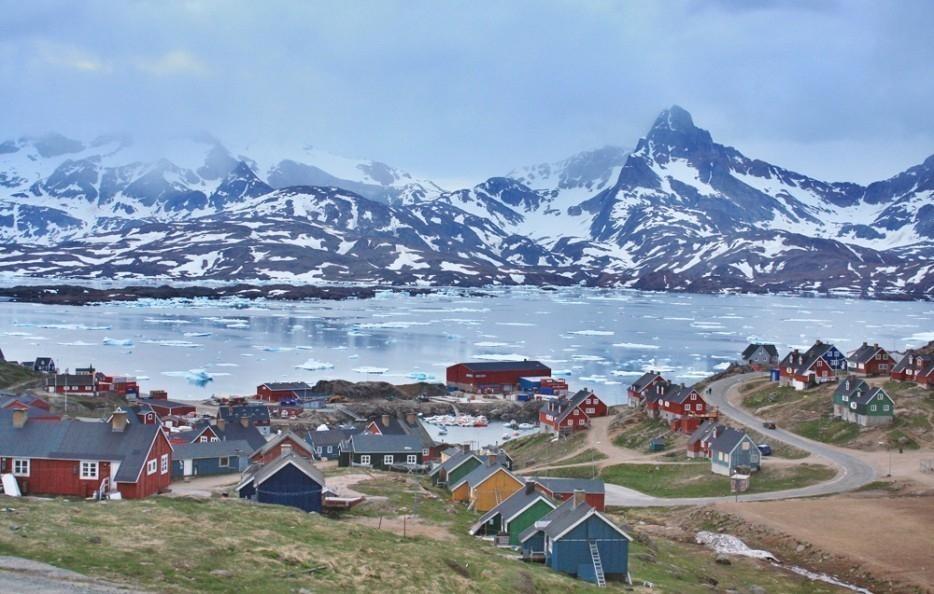 Pueblos secretos Ittoqqortoormiit - Groenlandia