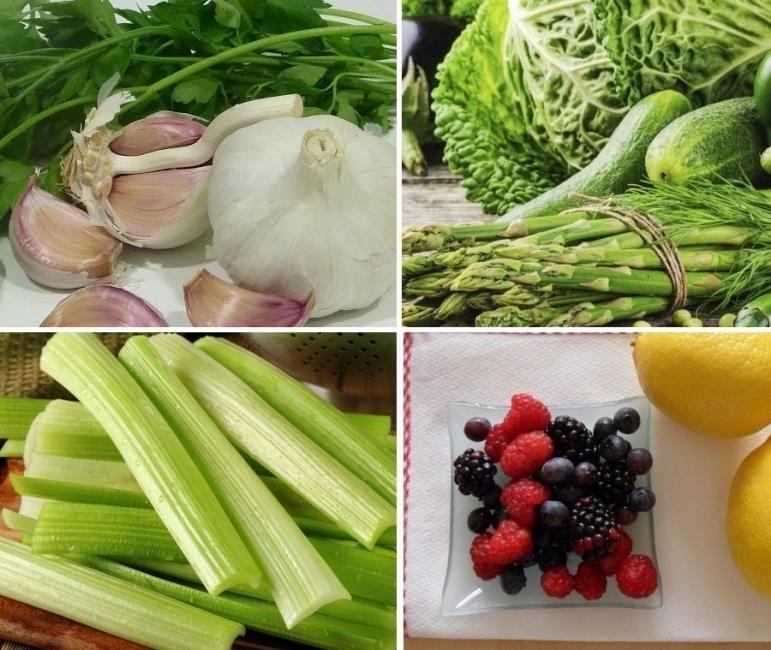 Alimentos con calorías negativas - Alimentos