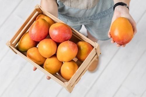 Los mangos contienen altas cantidades de polifenoles