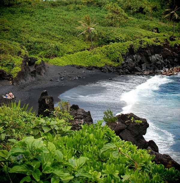 5- En la isla de Maui, Hawaii.