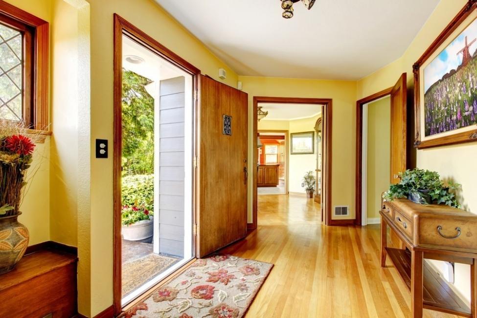 Consejos del Feng Shui - puerta de entrada