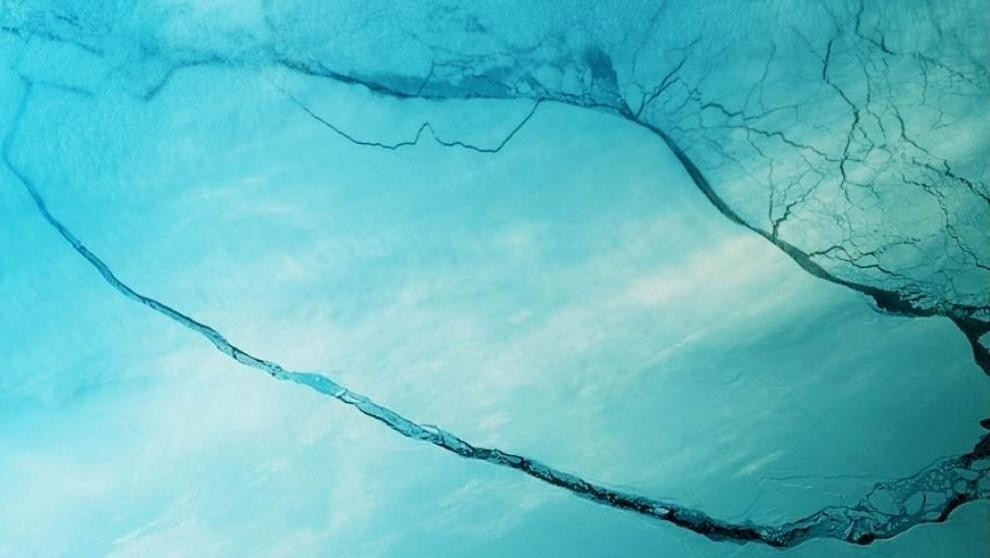 Iceberg separado