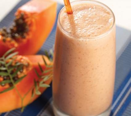licuado-de-papaya-con-linaza