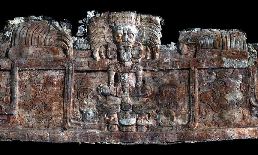 tumbas maya arqueologia descubrimiento