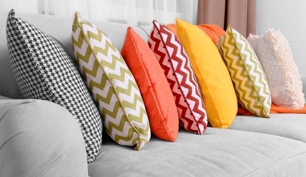 limpiar las almohadas sin usar la lavadora