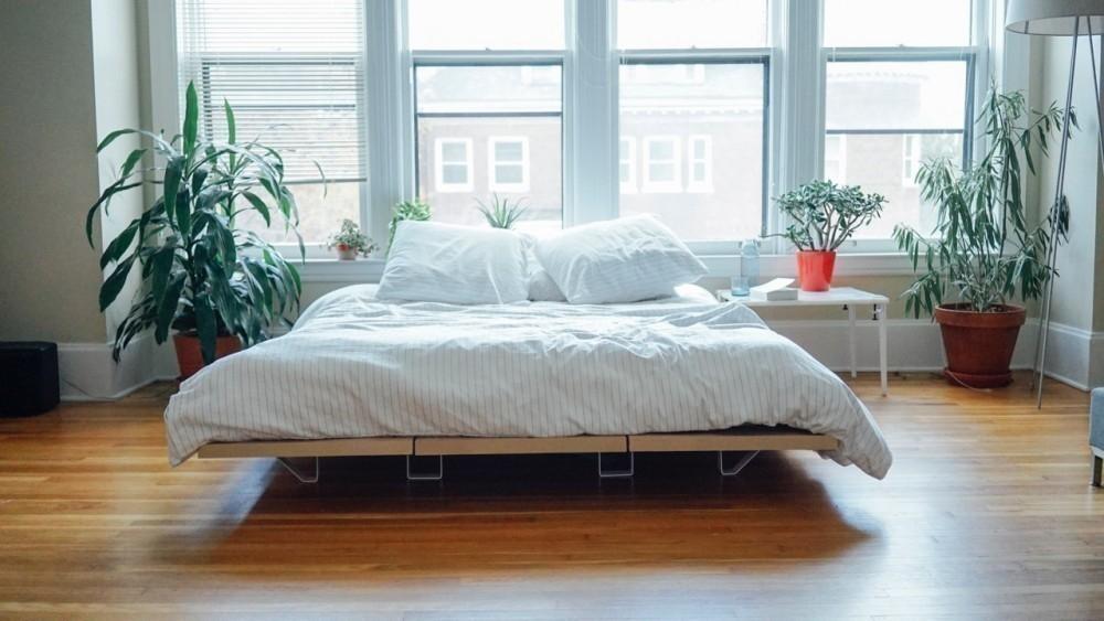 Cómo construir una base para tu cama fácilmente- ambiente