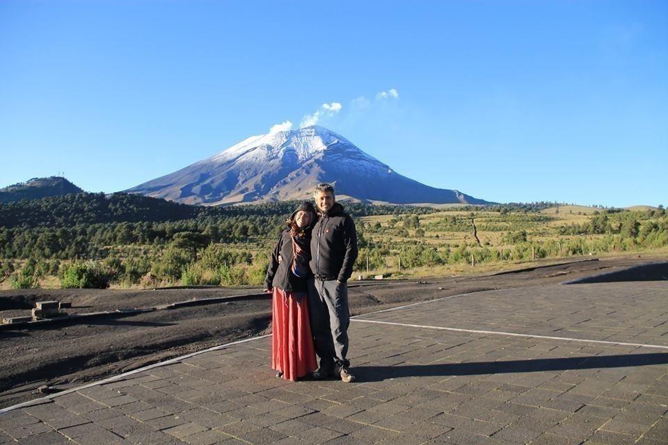 pareja que recorre Latinoamérica- viajar en pareja