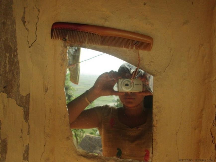 nepal mujeres regla