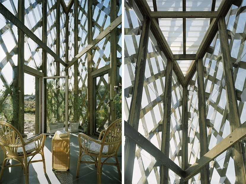 jardín vertical casa- ventanas