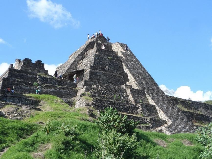 pirámide méxico